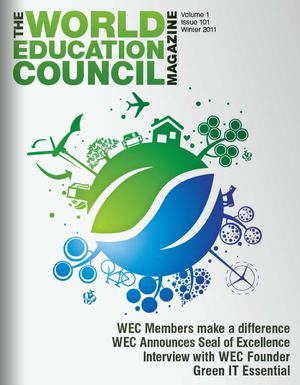 The World Education Council Magazine