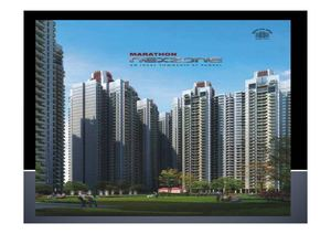 Marathon Nexzone - Ideal Township in Panvel