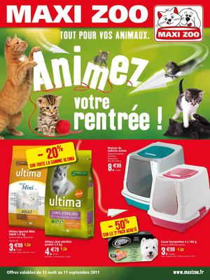 jouet chat maxi zoo