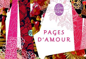 Catalogue Pages d'amour
