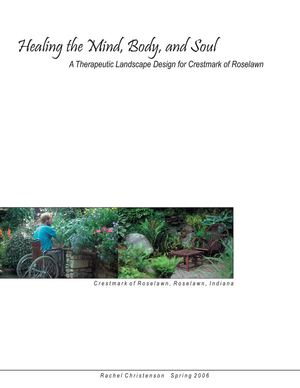 Healing the Mind, Body - Gardening Therapy