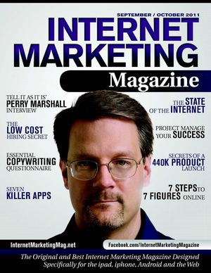 Internet Marketing Magazine - Issue05 - SeptOct2011