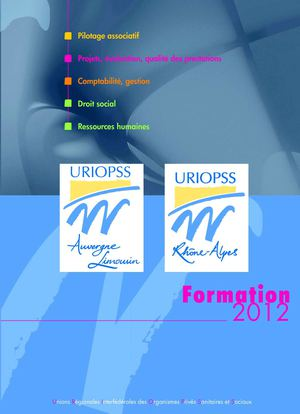 Catalogue formation 2012 complet