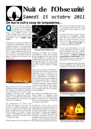 Journal de la Nuit 2011 - version 4 pg