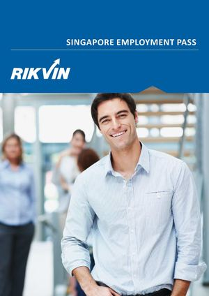 Rikvin Singapore Employment Pass