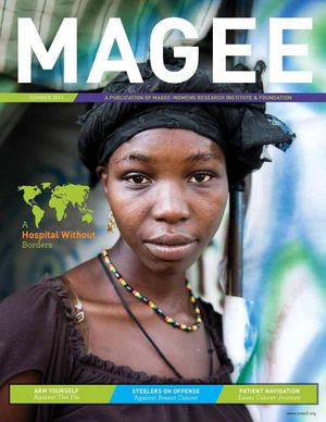 Magee magazine_Summer 2011