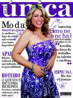 Revista Seja Única - Edição 05