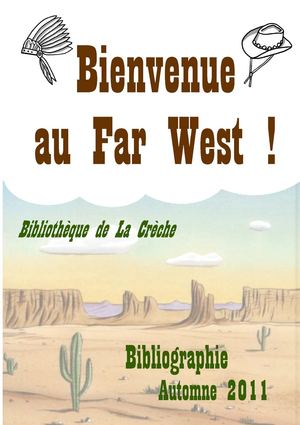 Calam o bienvenue au far west - Dessin saloon ...
