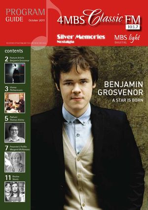 4MBS Classic FM October 2011 Program