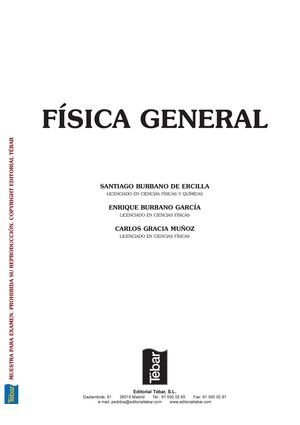 fisica general burbano
