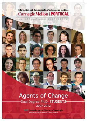 Carnegie Mellon Portugal Program PhD Students Brochure