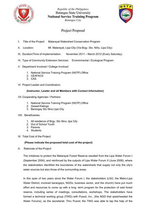 Project Proposal Format. Proposal Outline Template – 9+ Free Free