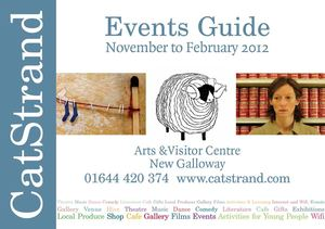 November 2011 - February 2012 Events Guide