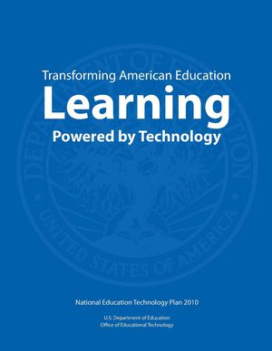 National Education Technology Plan 2010