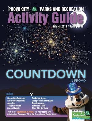 Winter 2011/ Spring 2012 Activity Guide