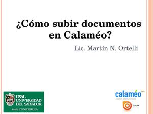 Tutorial Calaméo