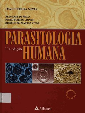 Parasitologia HUmana do David Pereira Neves