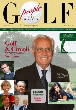 Golf People Club Magazine N°3