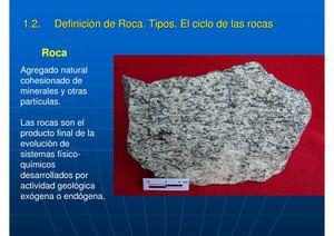 calam o definici n de roca