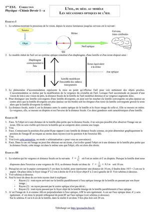 exercices sur les forces et champs de gravitation