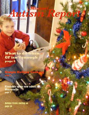 Missouri Autism Report December 2011 News & Events