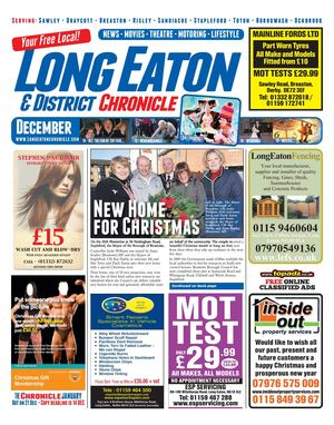 Dec 2011 - Long Eaton & District Chronicle