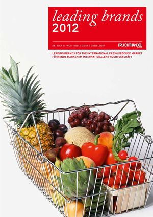 LEADING BRANDS 2012 - A Fruchthandel Magazine Special