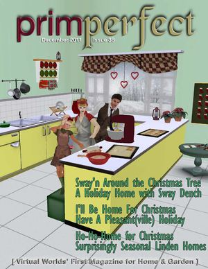 Prim Perfect: Issue 38 - December 2011