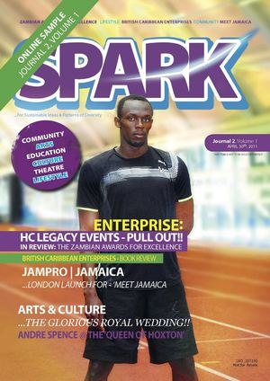 SPARK JOURNAL 2, VOLUME 1