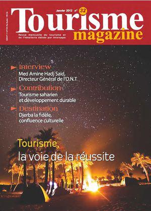 Calam o tourisme magazine n 32 janvier 2012 - Office de tourisme djerba ...