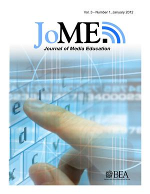 Journal of Media Education | January 2012
