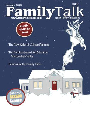 FamilyTalk Magazine: January 2012