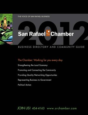 San Rafael Chamber Business Directory and  Community Guide