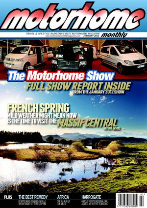 Feb 2012 Motorhome Monthly Magazine