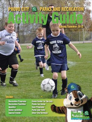 Spring 2012 Activity Guide