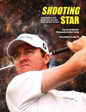 Profile: Jimmy Walker. The Sky's The Limit