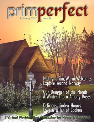 Prim Perfect: Issue 39 - February 2012