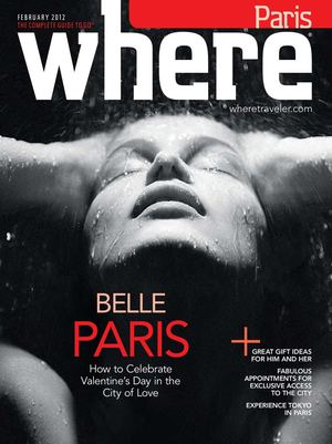 Where Paris Magazine - February 2012