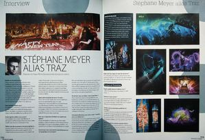 Interview - Traz - Stephane Meyer - Graphiste