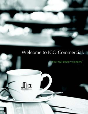 ICO Commercial Company Booklet