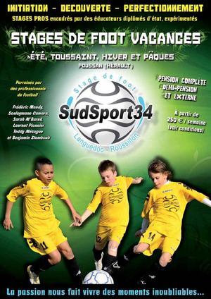 Dossier d'inscription SudSport 2012