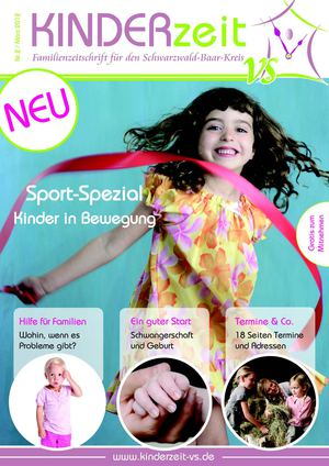 Kinderzeit VS, 01-2012