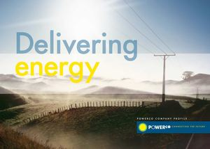 Powerco | Delivering Energy