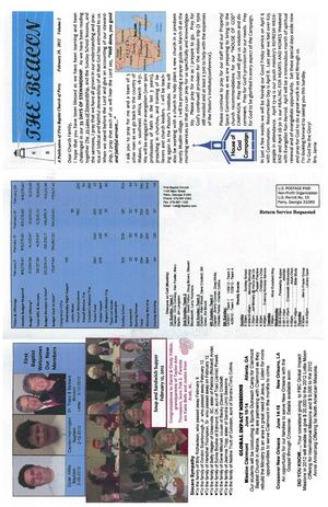 FBPerry.com February 2012 Newsletter