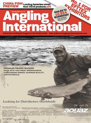 Angling International - February 2010 - Issue 25