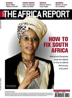 The Africa Report - Food Security - TAR39, April 2012
