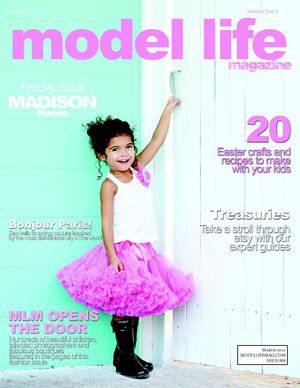 Model Life Magazine: March 2012
