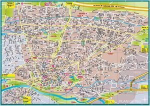 carte ville de pau
