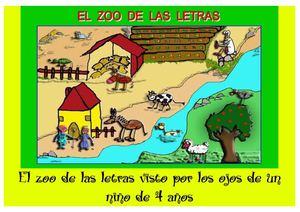 zoo de las letras