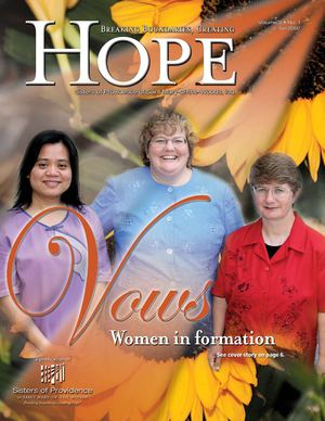 HOPE Magazine Fall 2007 - Volume 3, Number 1